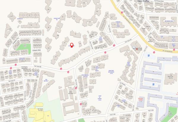 Location_Map_For_Forett_at_Bukit_Timah_Condo_at_Toh_Tuck_Road