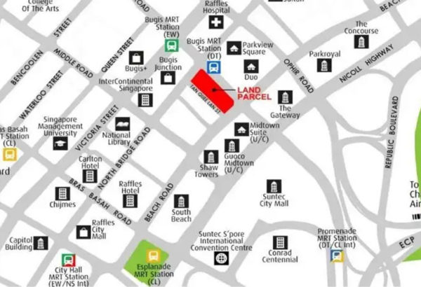 midtown-modern-condo-bugis-junction-land-parcel