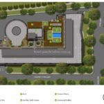 Gemini site plan