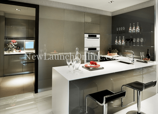 Hallmark Residences Kitchen