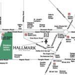 Hallmark Residences Map 1