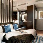 Hallmark Residences Master Bedroom