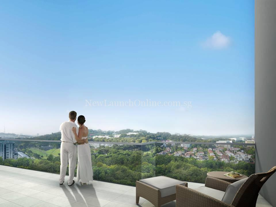 Hillion Residences Perspective 14