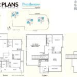 Hillion Residences Floor Plan Type E3